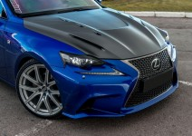 "Капот ""Exclusive F-Sport"" Lexus IS 250 (3 поколение)"